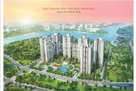 Khu căn hộ Saigon South Residences