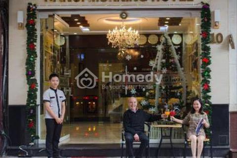 Bán nhà mặt phố Tăng Bạt Hổ, Hai Bà Trưng, vị trí đắc địa, mặt tiền rộng 8.8m. Giá 13 tỷ