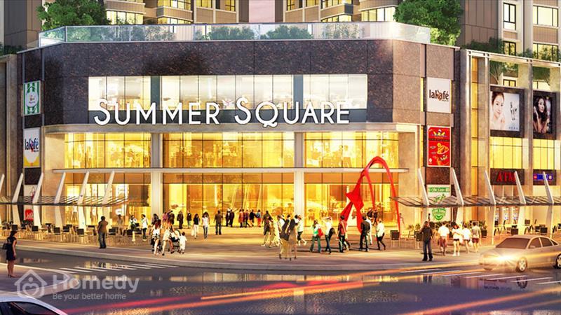 Dự áncăn hộ Chung cư giá rẻ Summer Square Quận 6 - ảnh giới thiệu