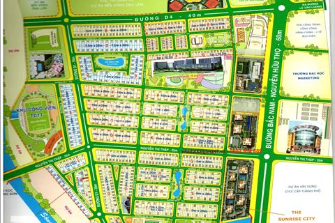 Bán căn hộ Him Lam Riverside 77 m2, lầu thấp, giá tốt