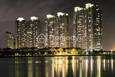 Bán gấp căn hộ SG Pearl, 90m2, 2PN, giá 3.9 tỉ, có nội thất, view nội khu hồ bơi, hướng mát