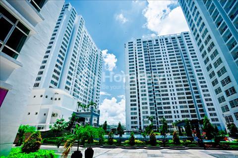 Cho thuê căn hộ Hoàng Anh 3, 3pn nội thất dính tường giá 11 triệu/tháng