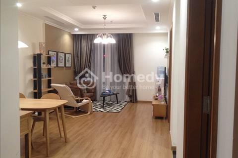 Cho thuê căn hộ chung cư 17T7  2 ngủ 2 vs, 1 bếp, 1 khách