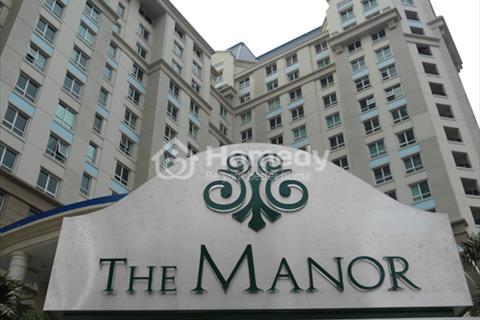 The Manor Quận Bình Thạnh cho thuê căn hộ 1-2-3 PN giá ưu đãi