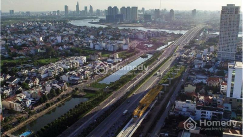 Masteri Thảo Điền 2PN T5 - A12.11 view hồ bơi, quận 1 Bitexco, giá 3 tỷ - 3