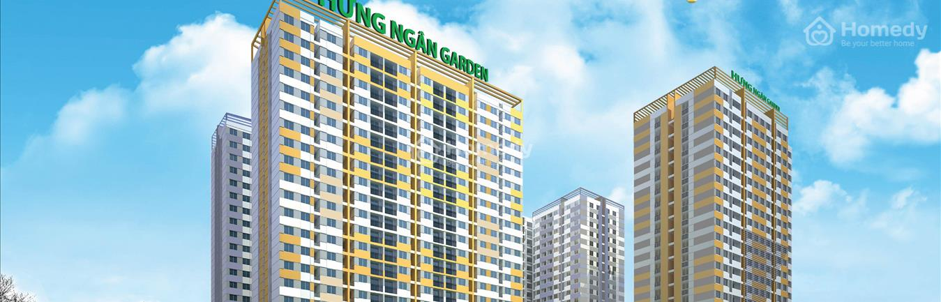 Chung cư Hưng Ngân Garden