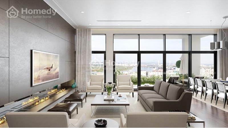 Chỉ 969 triệu sở hữu căn hộ 1 PN ngay ngã tư Hàng Xanh, Q. Bình Thạnh, cách quận 1 chỉ 2,7km - 1
