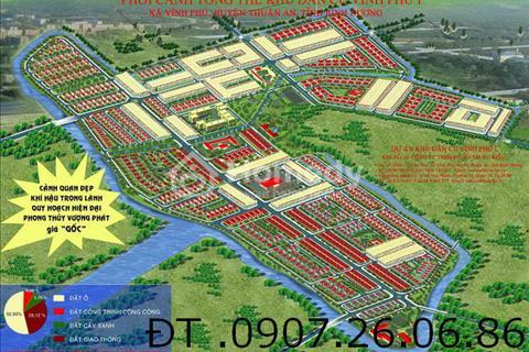 Cần bán lô đất biệt thự khu dân cư vĩnh phú 1 giáp ranh Bình Chiểu Thủ Đức TP. HCM