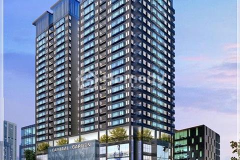 Capital Garden 102 Trường Chinh cần bán căn 111,9 m2 tầng 20