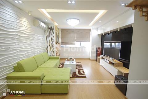 Cho thuê căn hộ Royal City nội thất hiện đại đầy đủ tiện nghi