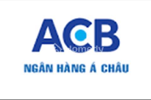 Ngân hàng ACB thanh lý đất Bình Dương chỉ từ 100 triệu/nền