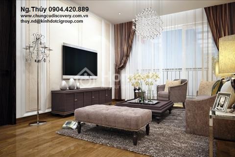 Discovery complex 302 Cầu giấy bán căn 2 phòng ngủ - Giá chỉ 36 triệu/ m2