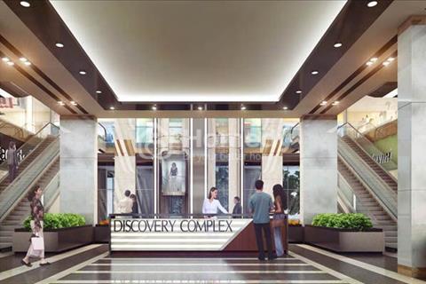 Discovery complex 302 Cầu giấy bán 182 m2 khuyến mãi 170 triệu