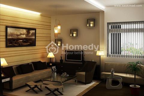 Cho thuê căn hộ Sala 2PN 92m2 full nội thất