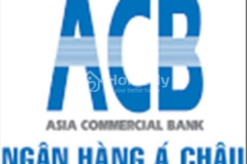ACB thanh lý vài lô đất thổ cư tại trung tâm hành chính Bình Dương giá 120 triệu