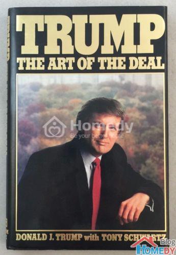 Trump la nguoi viet sach tai ba voi 50 cuon sach da xuat ban