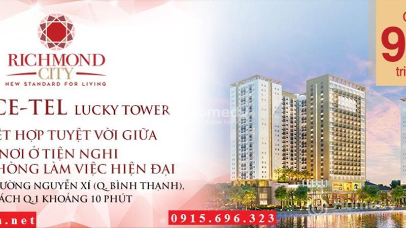 Căn hộ Richmond City Nguyễn Xí - Mở bán tòa Riches liên hệ nhanh để nhận chiết khấu tốt - 10