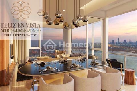 Feliz En Vista–Mở bán tòa Berdaz–Căn hộ Duplex nhân đôi không gian sống 33tr/m2 CK  6%