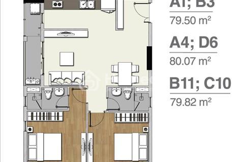 Cần sang nhượng căn hộ Florita sắp bàn giao nhà tại Q.7, kề bên Lotte Mart giá chỉ 1,6 tỷ