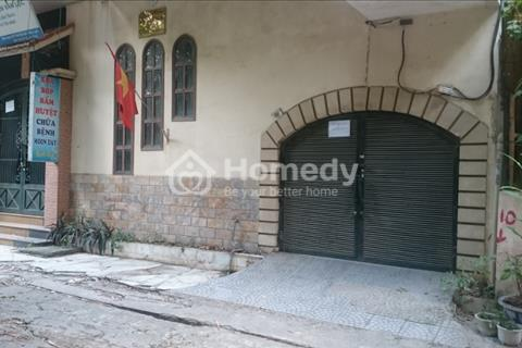 Cho thuê tầng 1 mặt bằng 80 m2 mặt tiền 10 m khu vực Thanh Xuân