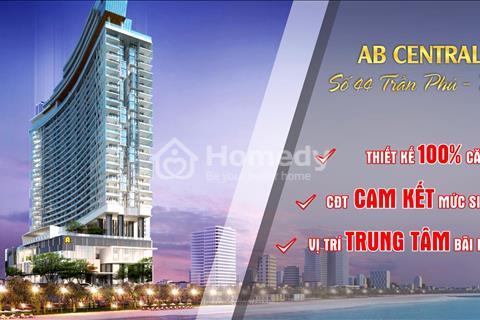 Dự án 3 mặt tiền,100% CH view Biển,thiết kế 5*,cam kết thuê lại,HD Bank vay 90%