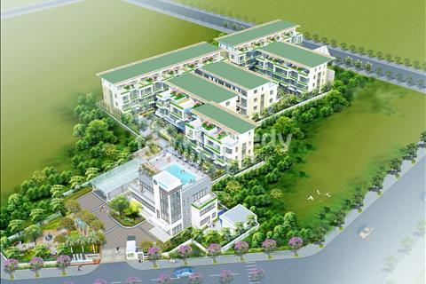 Nhà vườn liền kề 671 Villas - Tổ hợp dự án 671 Hoàng Hoa Thám, quận Ba Đình, Hà Nội.