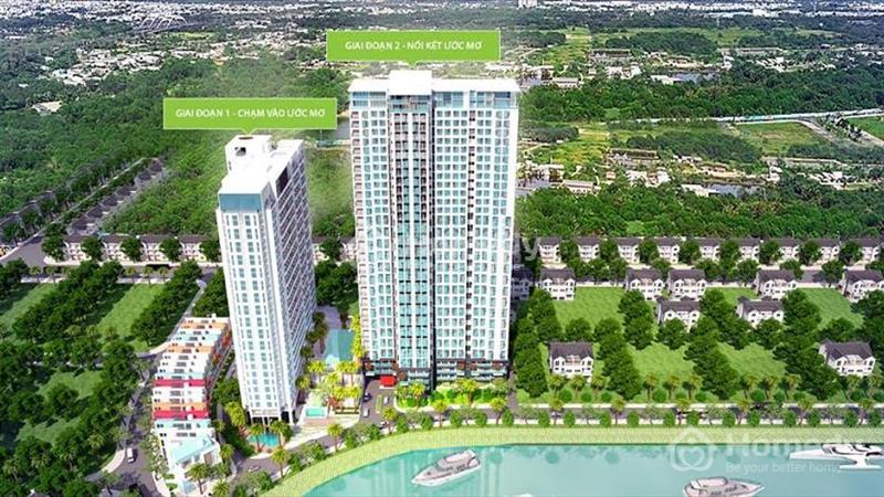 Căn hộ có lửng đầu tiên 66m2 giá chỉ 1,5 tỷ- Mặt tiền đường Nguyễn Duy Trinh Q2 - 1