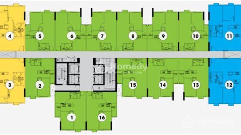La Astoria quận 2-Trả trước chỉ 120 triệu giá rẻ nhất trung tâm quận 2 - 14