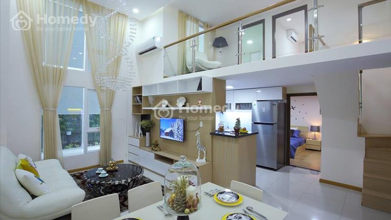 Căn hộ có lửng đầu tiên 66m2 giá chỉ 1,5 tỷ- Mặt tiền đường Nguyễn Duy Trinh Q2 - 3