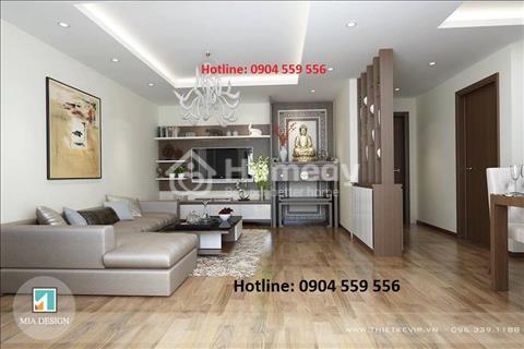 Bán gấp 02 căn Five Star số 2 Kim Giang căn 1206G2 và 1207G5 giá 23,5 triệu/ m2