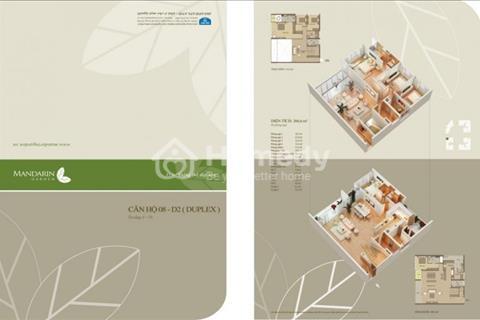 Chính Chủ bán căn 08 tháp B chung cư cao cấp Mandarin Garden 171 m2