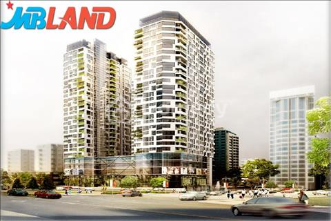 Cần bán căn góc B1, B2 tầng 24 chung cư Mbland 219 Trung Kính, giá bán hợp lý