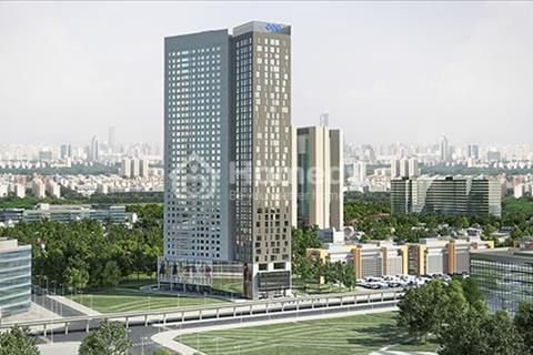 Bán căn hộ 01b diện tích 58,43 m2 dự án FLC Star Tower - 418 Quang Trung giá 1,2 tỷ