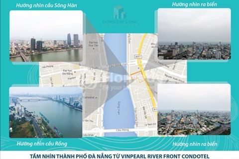 Cần bán gấp Căn hộ khách sạn view sông Hàn Vinpearl Condotel Đà Nẵng,chỉ từ 712tr.