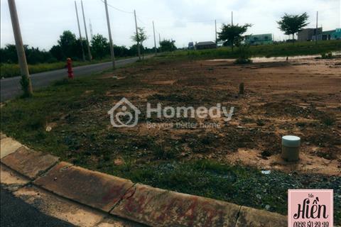 Bán đất xây trọ, xưởng ở Bình Chánh, SHR, GPXD, Tặng 5 tấn VLXD