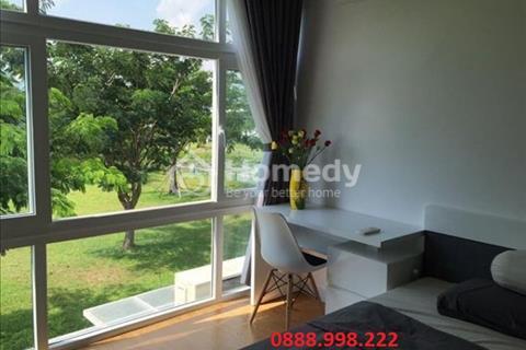 Cho thuê Mega Khang Điền 1 trệt, 2 lầu, 3PN, 3WC, NT đẹp trồng nhiều cây