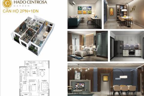 Bán căn hộ Hà Đô Centrosa Quận 10, TT 30% tới nhận nhà, hỗ trợ vay 0%, tặng 3 năm PQL. SH lâu dài