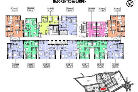 Kẹt tiền bán lỗ căn hộ Hà Đô quận 10, 86m2, 2PN, view hồ bơi. Giá 300tr. Lỗ 70tr số với hợp đồng
