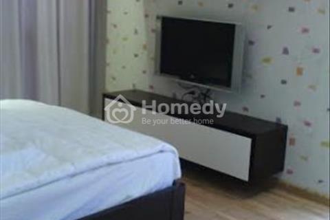 Cho thuê căn hộ chung cư B3A Nam Trung Yên 70 m2, đủ đồ.