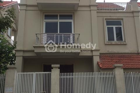 Cho thuê biệt thự Khu đô thị Trung Yên, căn góc. Diện tích 206 m2