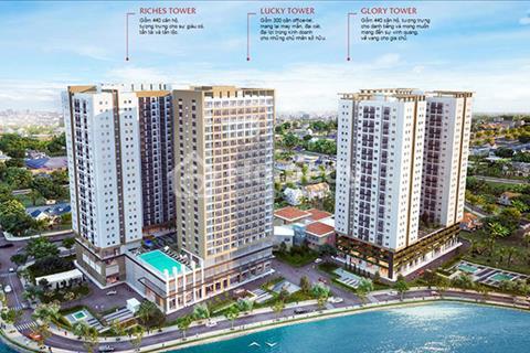 Bán căn hộ thông minh 1PN 38 m2 giá 1,2 tỷ chiết khấu 2%_18%