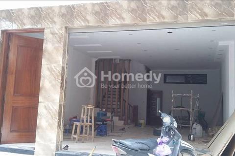 Bán nhà phân lô Lê Văn Thiêm nhà mới xây