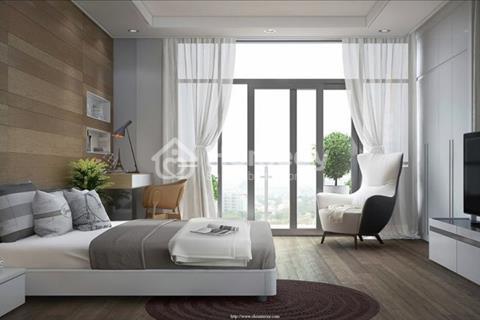 Cho thuê căn hộ The Flemington Q11 s96m, 3 PN, 19tr/th, nội thất.