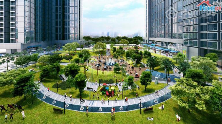 canh quan xanh eco green city