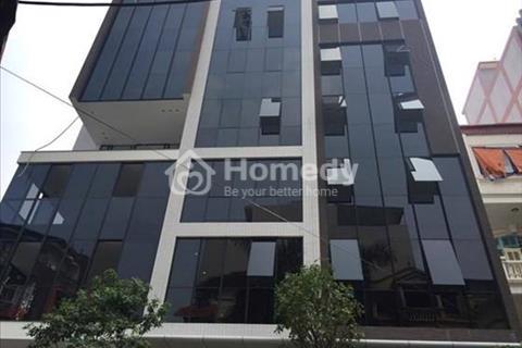 Cho thuê nhà Mặt Phố Nguyễn Chánh diện tích 60 m2 x 8 tầng