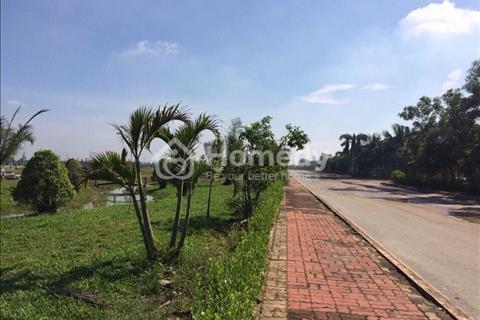 Cần bán gấp lô đất mặt tiền đường, cách trung tâm hành chính Củ Chi 3km, SHR