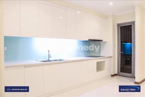 Cần bán căn hộ 125 m2, view 2 sông, tầm nhìn thoáng mát, giá cả hợp lý