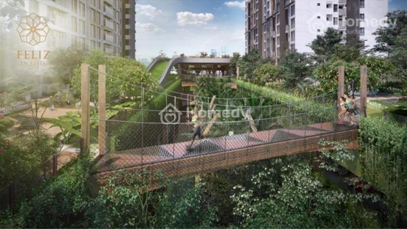 Toà Berdaz - Duplex duy nhất tại Feliz En Vista, view trực diện hồ bơi, chiết khấu 6% - 3