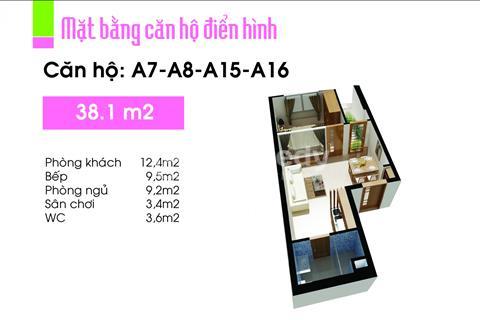 Bán căn hộ Violet Tower, giá từ 555 - 799 Triệu, 30 căn ở ngay, ngân hàng hỗ trợ vay 75%