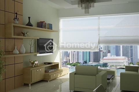Căn hộ 4 phòng ngủ, 4 WC Phú Hoàng Anh, nội thất Châu Âu, view đẹp, giá 24 triệu/tháng